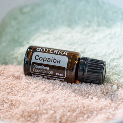 Copaiba esenciálny olej doTERRA Na čo sa používa