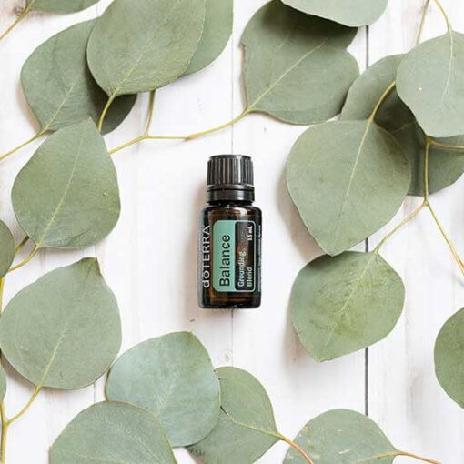 doterra balance esencialny olej aromaterapia