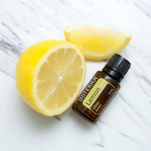 doTERRA lemon 15ml s citronom pre zdravie dadoma.sk