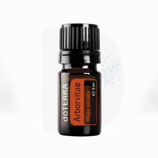 Arborvitae doTERRA 5ml esencialne oleje Tuja aromaterapia dadoma.sk