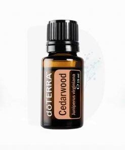 Cedarwood doTERRA (ceder) 15ml olej cedrove drevo dadoma.sk