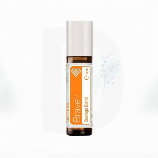 Brave doTERRA 10ml courage blend aromaterapia pre deti dadoma.sk