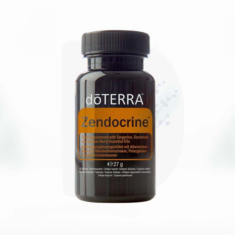 Zendocrine doTERRA kapsule softgels gelove kapsule očista 60ks adoma.sk