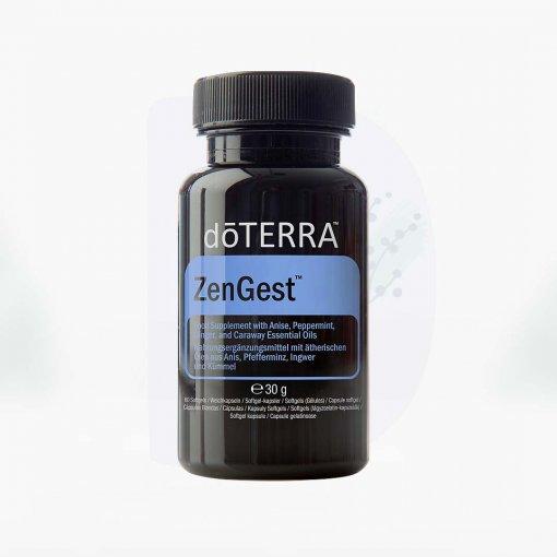 ZenGest doTERRA kapsule softgels pri bolesti brucha a bolesti žalúdka 60ks dadoma.sk
