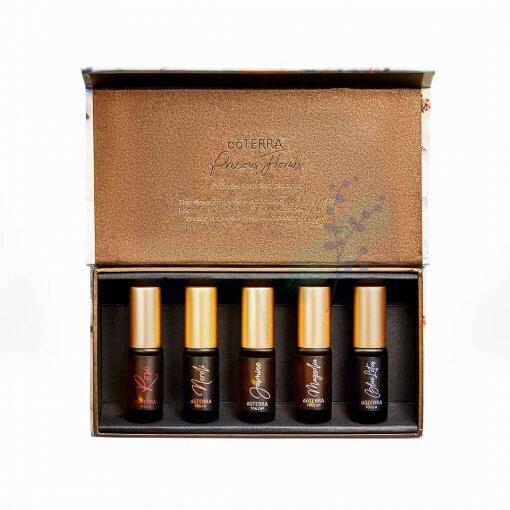 Precious Floral Kit doterra 5x4ml parfem aromaterapia dadoma.sk
