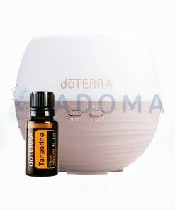 difuzer Darčeky Petal doterra olej Tangerine aromaterapia