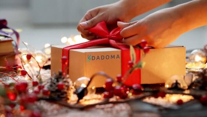 Vianočné darčeky dadoma