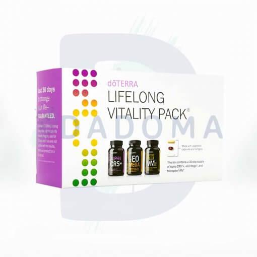 vitaminy doterra Lifelong Vitality pack